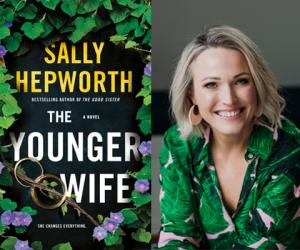 Sally Hepworth - book cover and author photo